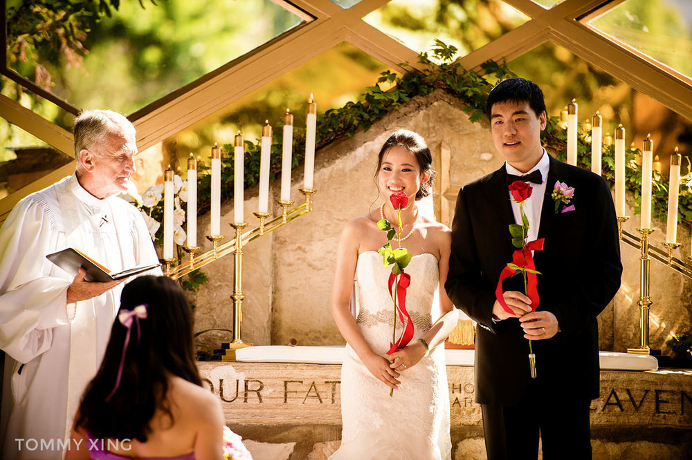 Wayfarers Chapel Wedding - Lin & Cheng - Los Angeles 洛杉矶玻璃教堂婚礼 by Tommy Xing Photography 043.JPG
