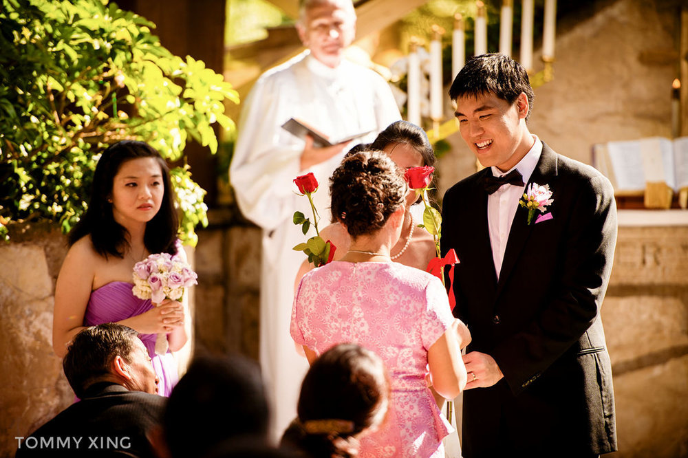 Wayfarers Chapel Wedding - Lin & Cheng - Los Angeles 洛杉矶玻璃教堂婚礼 by Tommy Xing Photography 044.JPG
