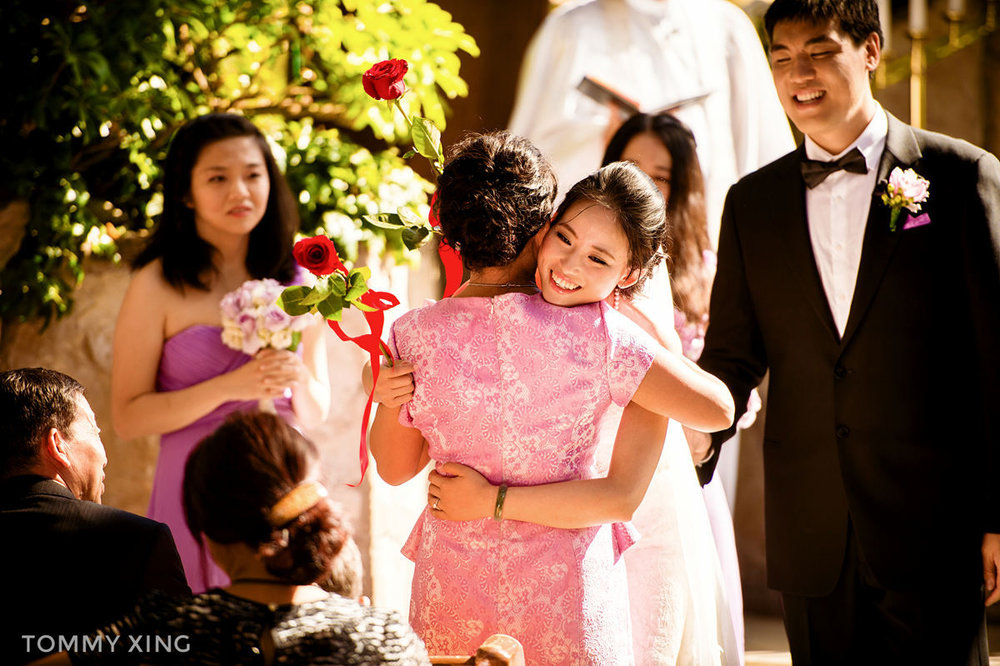 Wayfarers Chapel Wedding - Lin & Cheng - Los Angeles 洛杉矶玻璃教堂婚礼 by Tommy Xing Photography 046.JPG