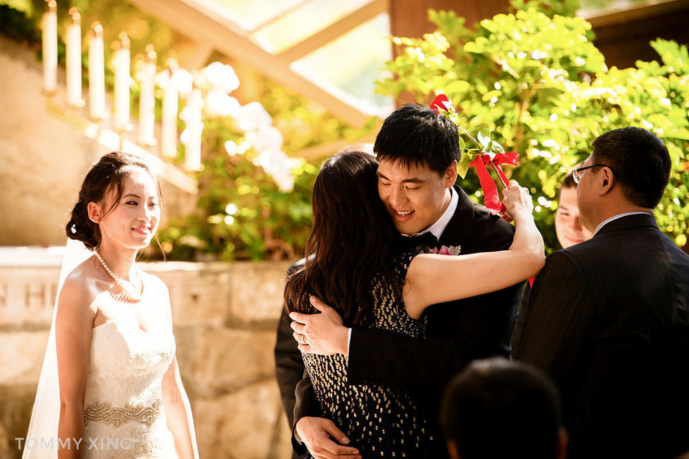 Wayfarers Chapel Wedding - Lin & Cheng - Los Angeles 洛杉矶玻璃教堂婚礼 by Tommy Xing Photography 049.JPG