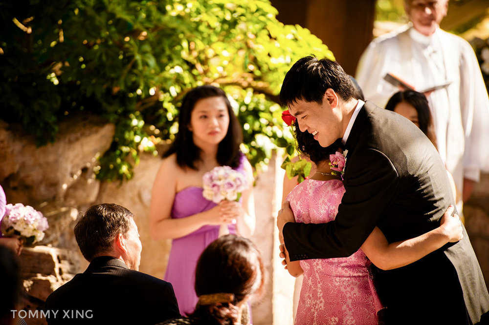 Wayfarers Chapel Wedding - Lin & Cheng - Los Angeles 洛杉矶玻璃教堂婚礼 by Tommy Xing Photography 045.JPG