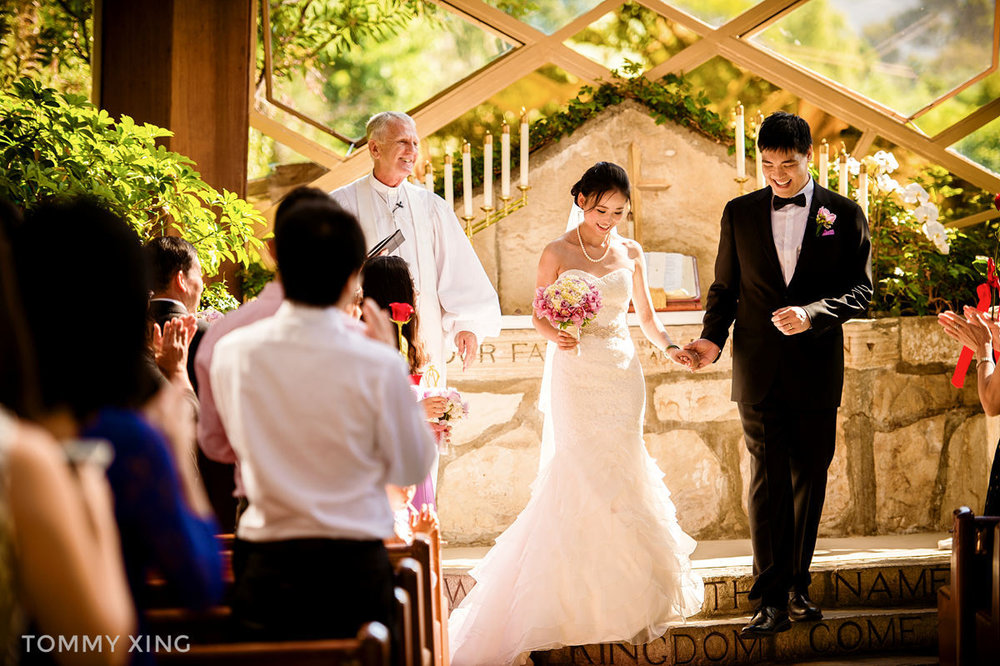 Wayfarers Chapel Wedding - Lin & Cheng - Los Angeles 洛杉矶玻璃教堂婚礼 by Tommy Xing Photography 052.JPG