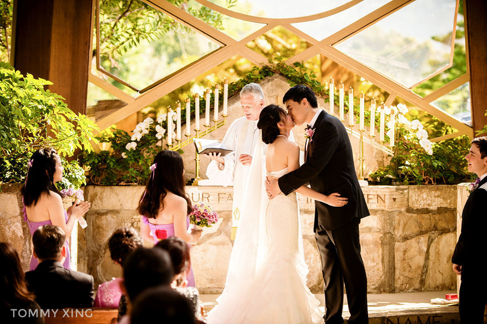 Wayfarers Chapel Wedding - Lin & Cheng - Los Angeles 洛杉矶玻璃教堂婚礼 by Tommy Xing Photography 051.JPG