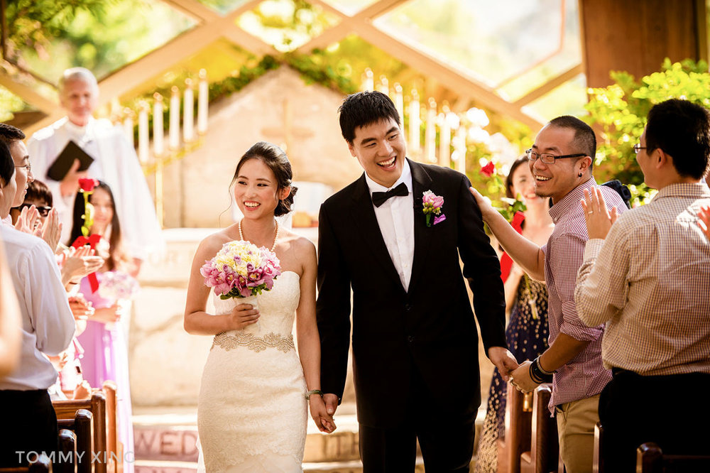 Wayfarers Chapel Wedding - Lin & Cheng - Los Angeles 洛杉矶玻璃教堂婚礼 by Tommy Xing Photography 053.JPG