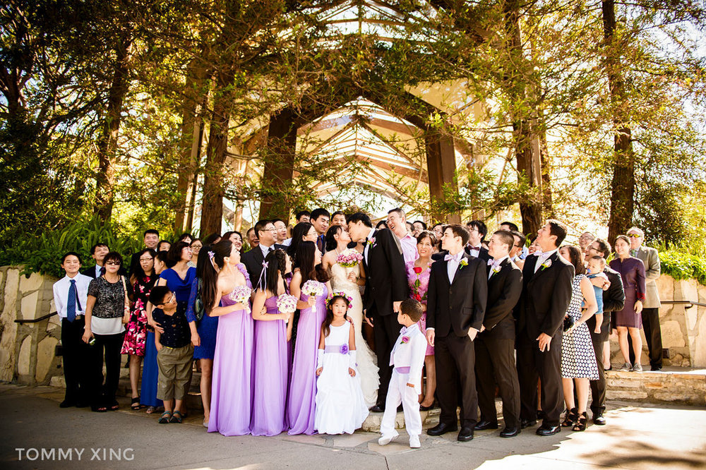 Wayfarers Chapel Wedding - Lin & Cheng - Los Angeles 洛杉矶玻璃教堂婚礼 by Tommy Xing Photography 057.JPG