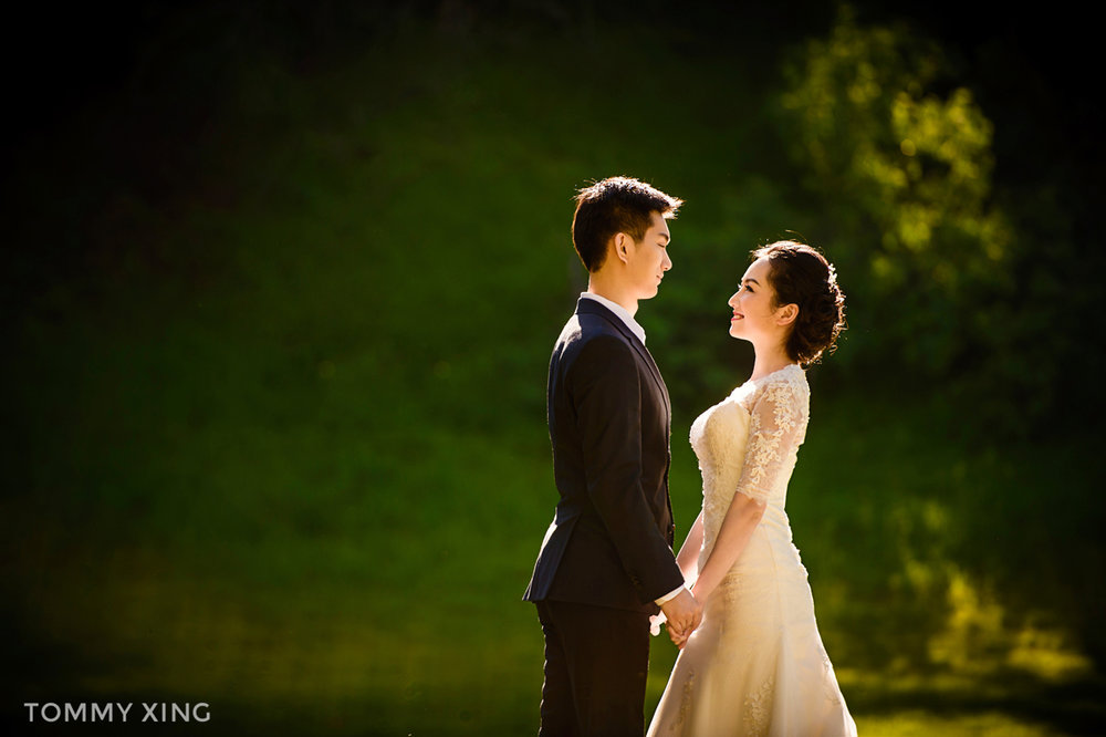 Liao & Yu Los Angeles Pre-Wedding - 洛杉矶婚纱照 - Tommy Xing 02.jpg