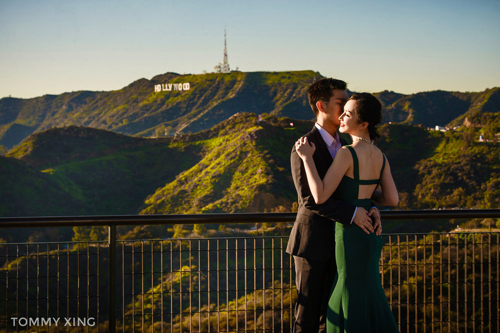 Liao & Yu Los Angeles Pre-Wedding - 洛杉矶婚纱照 - Tommy Xing 11.jpg
