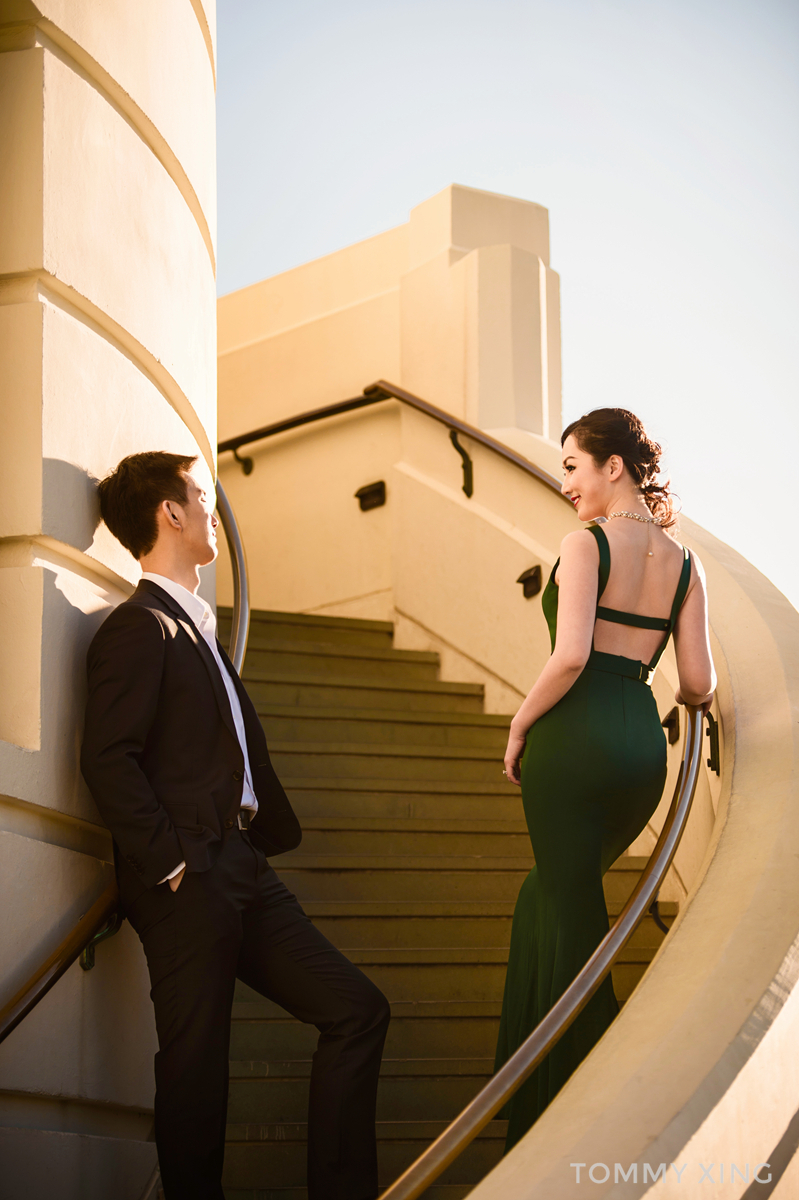 Liao & Yu Los Angeles Pre-Wedding - 洛杉矶婚纱照 - Tommy Xing 14.jpg
