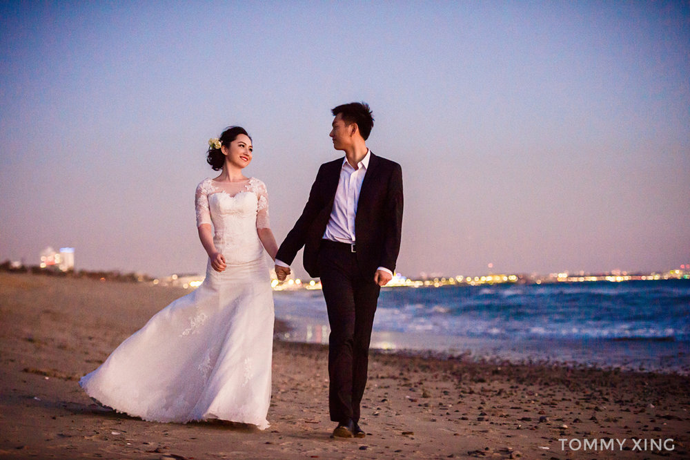 Liao & Yu Los Angeles Pre-Wedding - 洛杉矶婚纱照 - Tommy Xing 18.jpg
