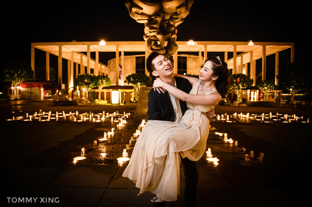 Liao & Yu Los Angeles Pre-Wedding - 洛杉矶婚纱照 - Tommy Xing 23.jpg