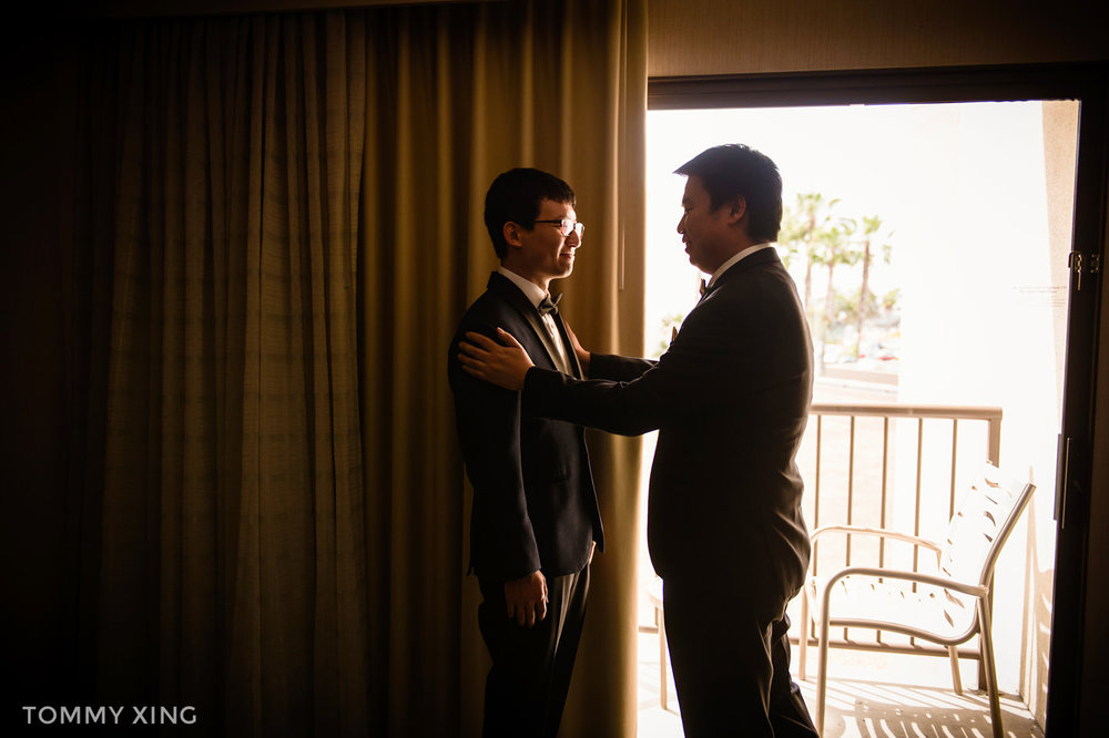 Wayfarers Chapel Wedding - Los Angeles - Tommy Xing Photography - 洛杉矶玻璃教堂婚礼摄影跟拍12.jpg