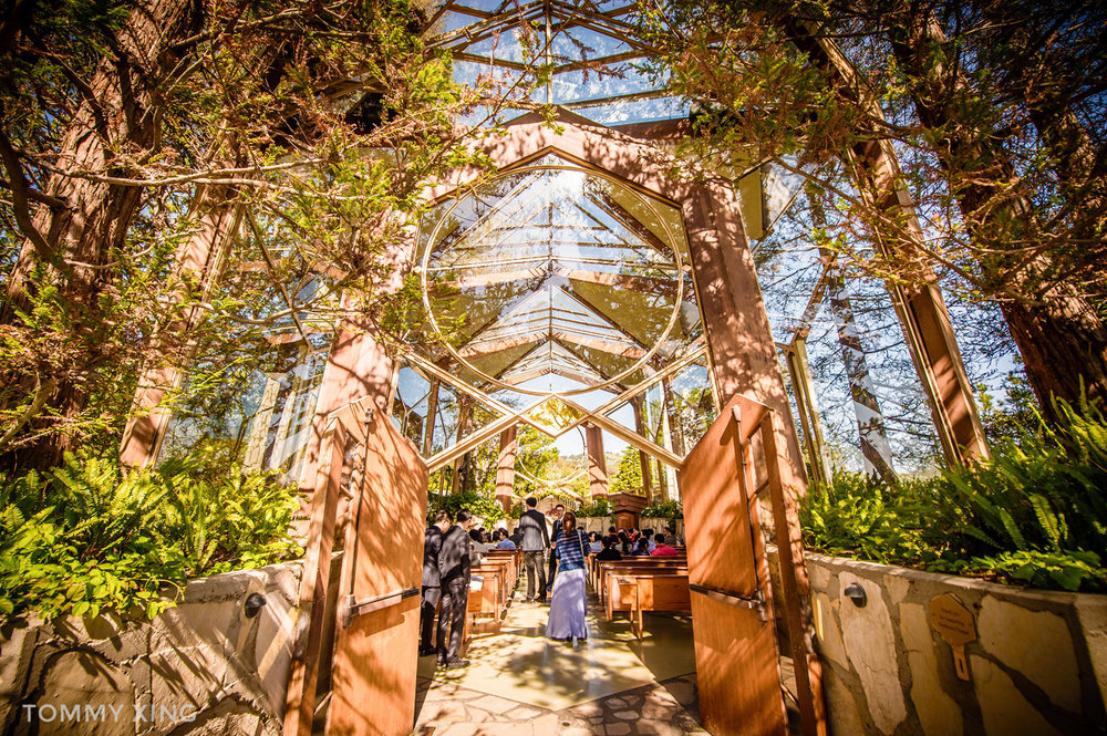 Wayfarers Chapel Wedding - Los Angeles - Tommy Xing Photography - 洛杉矶玻璃教堂婚礼摄影跟拍29.jpg