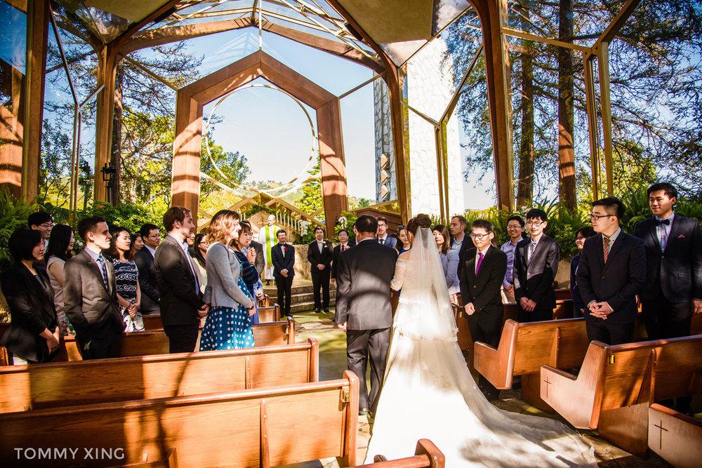 Wayfarers Chapel Wedding - Los Angeles - Tommy Xing Photography - 洛杉矶玻璃教堂婚礼摄影跟拍32.jpg
