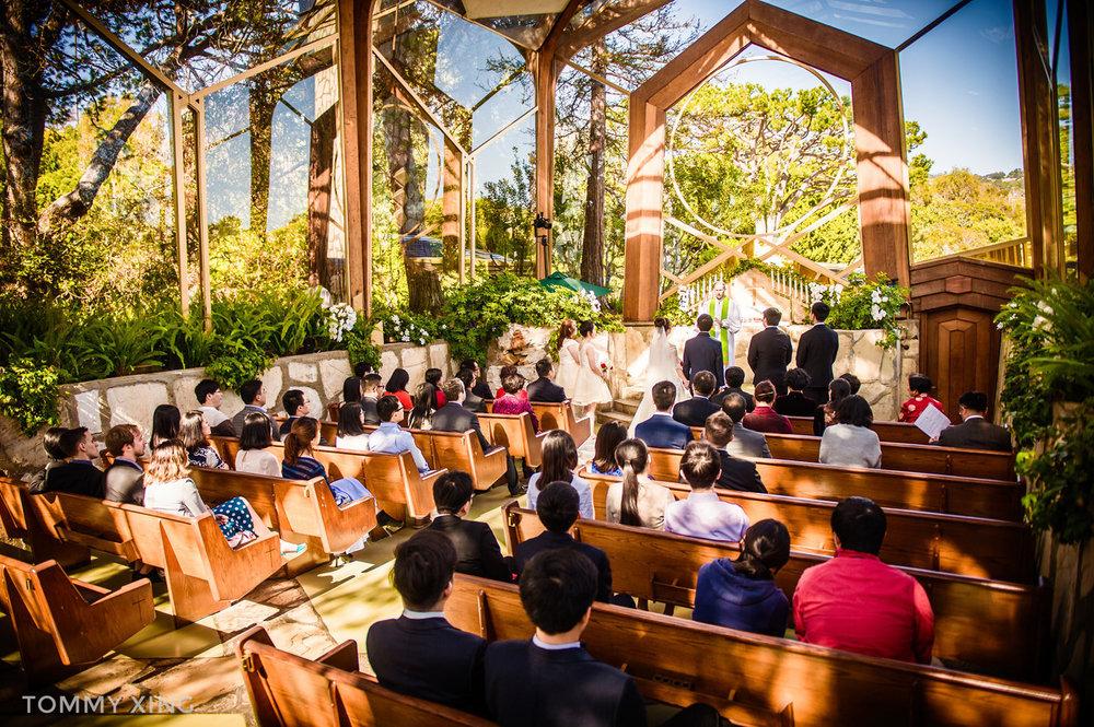 Wayfarers Chapel Wedding - Los Angeles - Tommy Xing Photography - 洛杉矶玻璃教堂婚礼摄影跟拍34.jpg