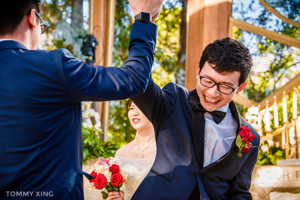 Wayfarers Chapel Wedding - Los Angeles - Tommy Xing Photography - 洛杉矶玻璃教堂婚礼摄影跟拍37.jpg