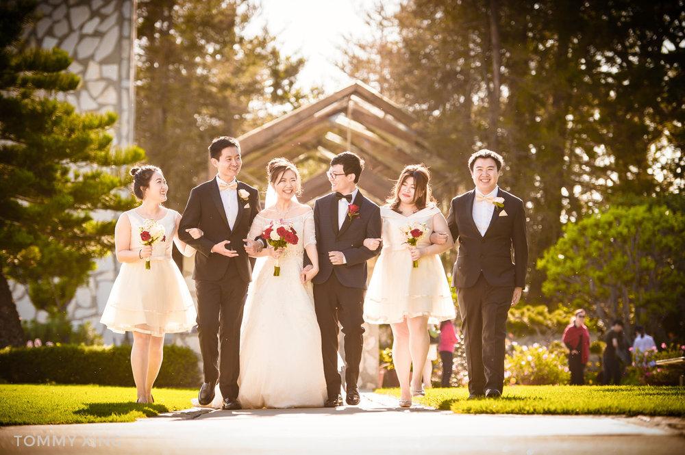 Wayfarers Chapel Wedding - Los Angeles - Tommy Xing Photography - 洛杉矶玻璃教堂婚礼摄影跟拍40.jpg
