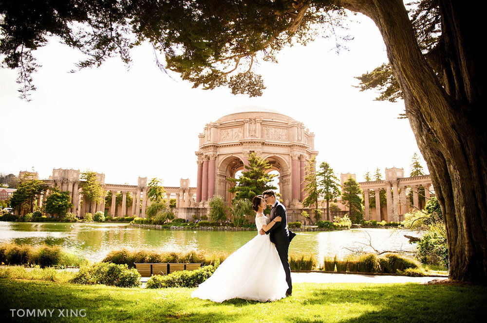 San Francisco Bay Area Chinese Wedding Photographer Tommy Xing 旧金山湾区婚纱照摄影 02.jpg