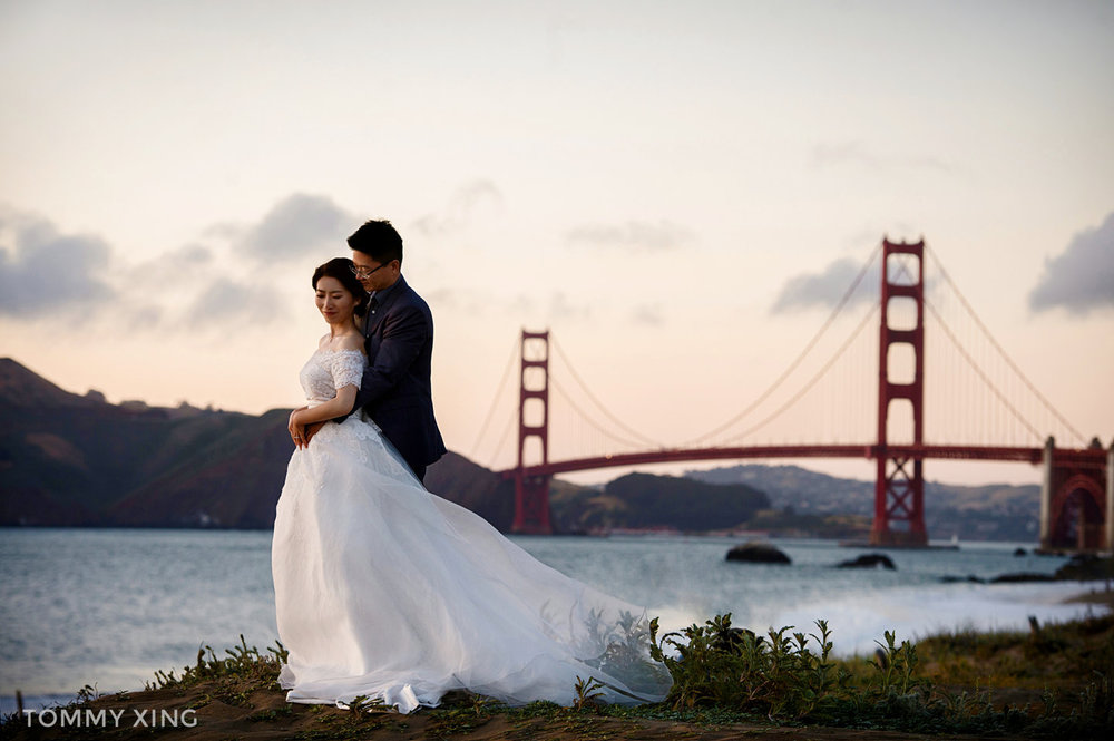 San Francisco Bay Area Chinese Wedding Photographer Tommy Xing 旧金山湾区婚纱照摄影 27.jpg