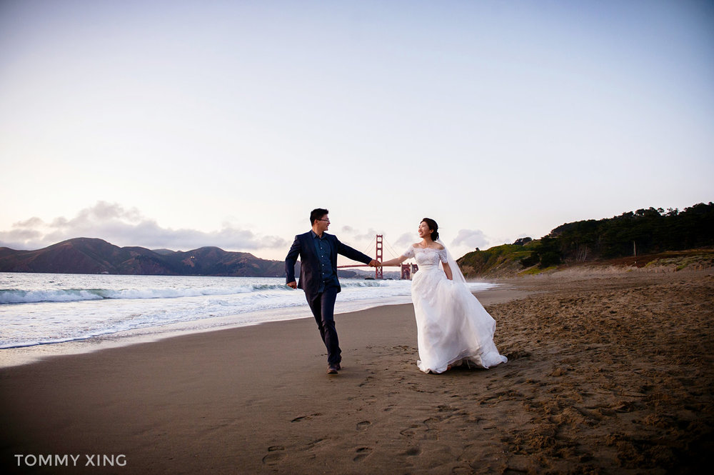 San Francisco Bay Area Chinese Wedding Photographer Tommy Xing 旧金山湾区婚纱照摄影 28.jpg