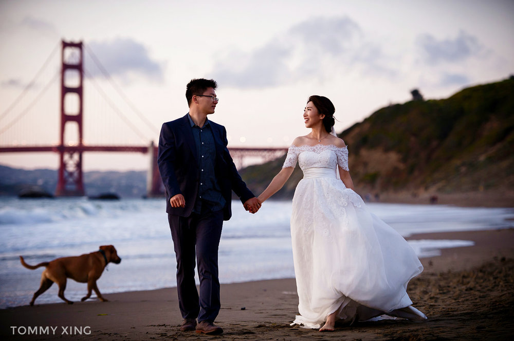 San Francisco Bay Area Chinese Wedding Photographer Tommy Xing 旧金山湾区婚纱照摄影 29.jpg