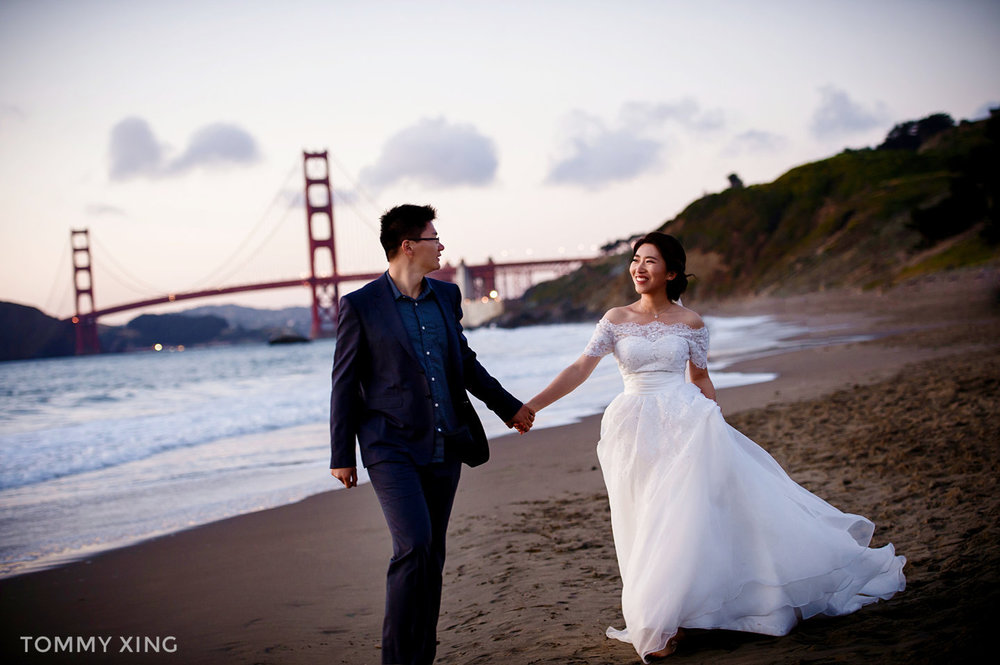 San Francisco Bay Area Chinese Wedding Photographer Tommy Xing 旧金山湾区婚纱照摄影 30.jpg
