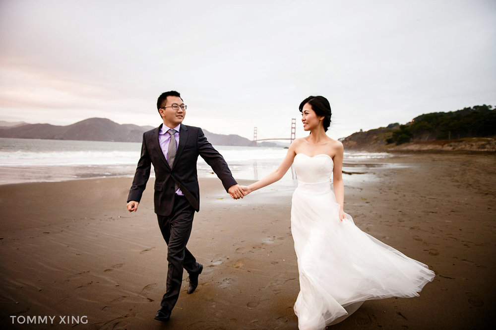 San Francisco Bay Area Chinese Pre Wedding Photographer Tommy Xing 旧金山湾区婚纱照摄影 35.jpg