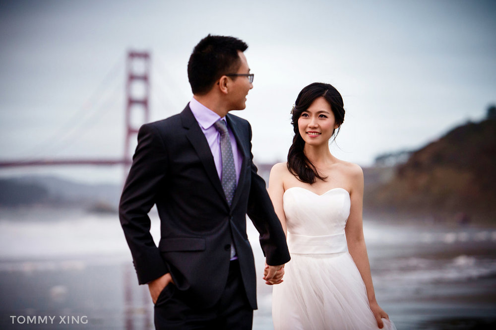 San Francisco Bay Area Chinese Pre Wedding Photographer Tommy Xing 旧金山湾区婚纱照摄影 37.jpg