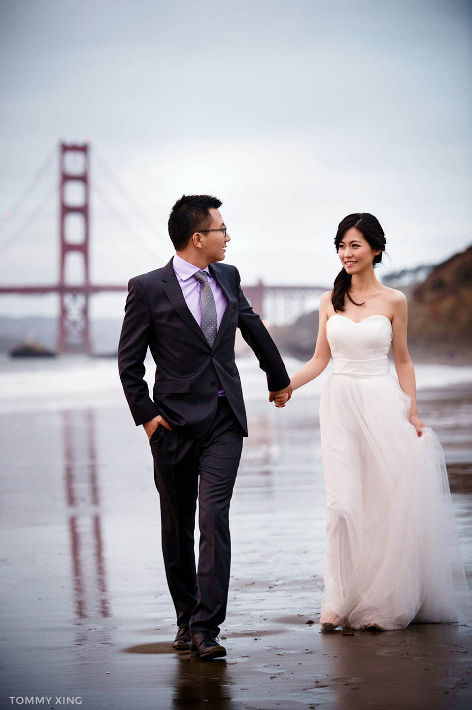 San Francisco Bay Area Chinese Pre Wedding Photographer Tommy Xing 旧金山湾区婚纱照摄影 39.jpg