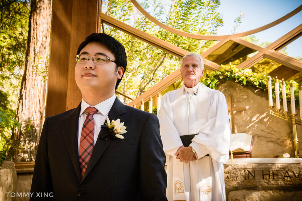 Los Angeles Chinese Wedding Photographer WAYFARERS CHAPEL Tommy Xing 洛杉矶婚礼婚纱摄影 046.jpg