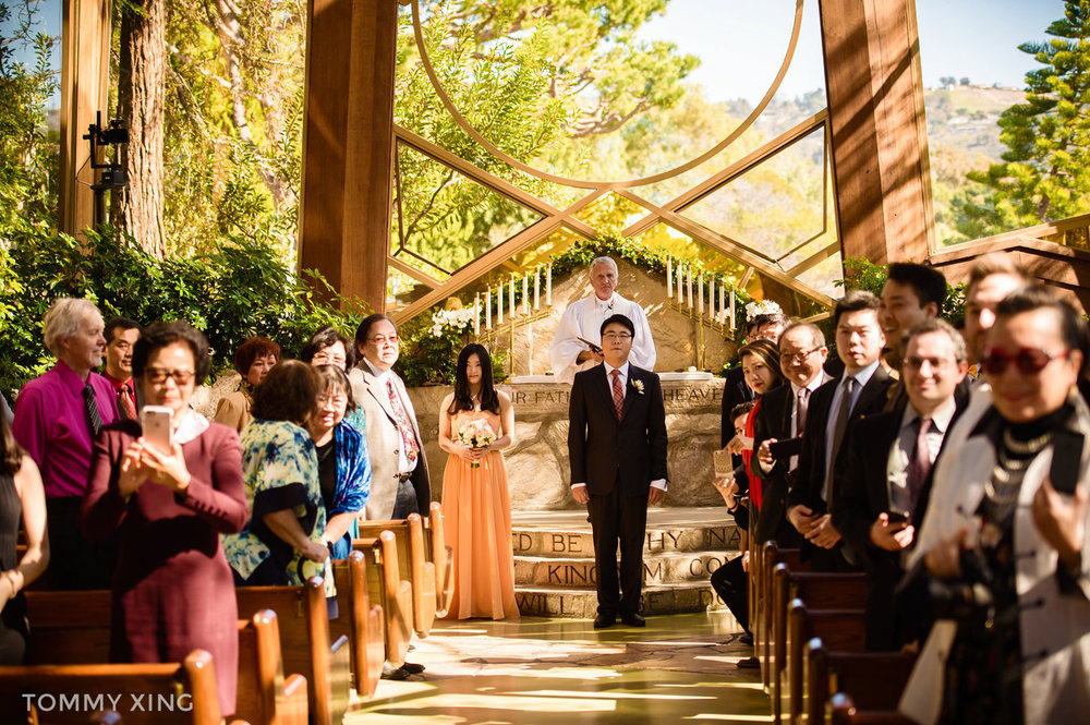 Los Angeles Chinese Wedding Photographer WAYFARERS CHAPEL Tommy Xing 洛杉矶婚礼婚纱摄影 050.jpg