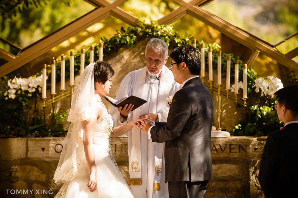 Los Angeles Chinese Wedding Photographer WAYFARERS CHAPEL Tommy Xing 洛杉矶婚礼婚纱摄影 069.jpg