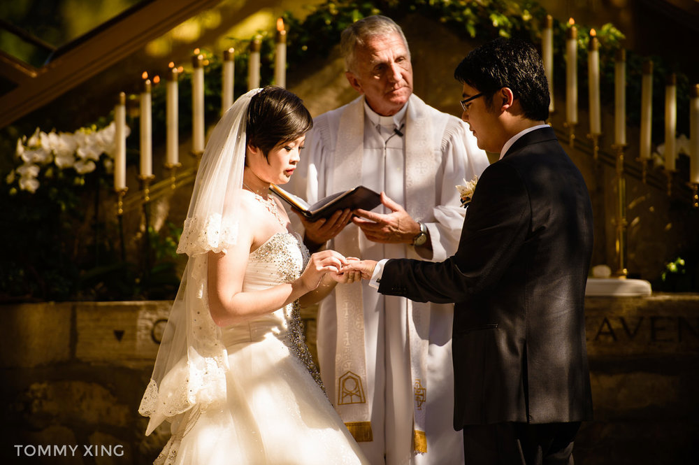 Los Angeles Chinese Wedding Photographer WAYFARERS CHAPEL Tommy Xing 洛杉矶婚礼婚纱摄影 071.jpg