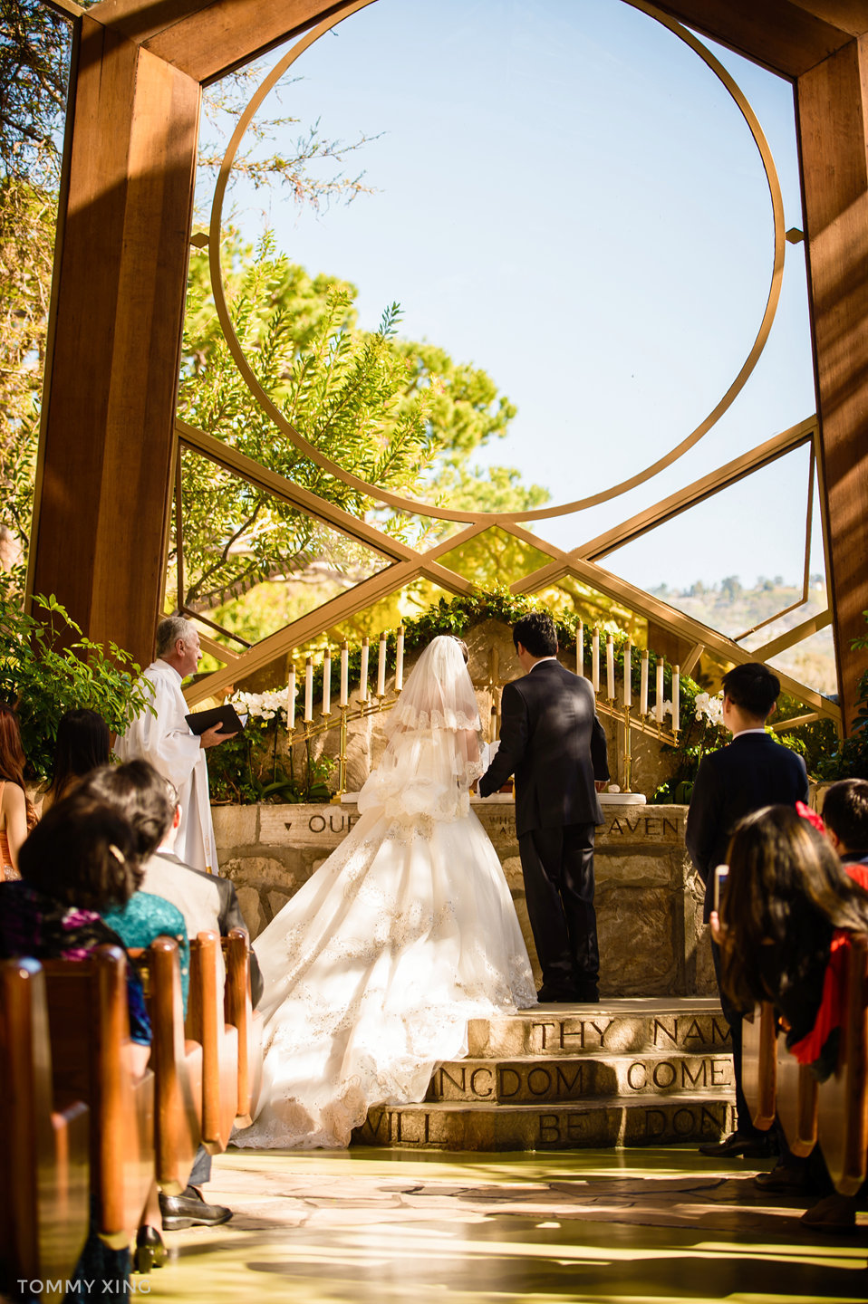 Los Angeles Chinese Wedding Photographer WAYFARERS CHAPEL Tommy Xing 洛杉矶婚礼婚纱摄影 075.jpg