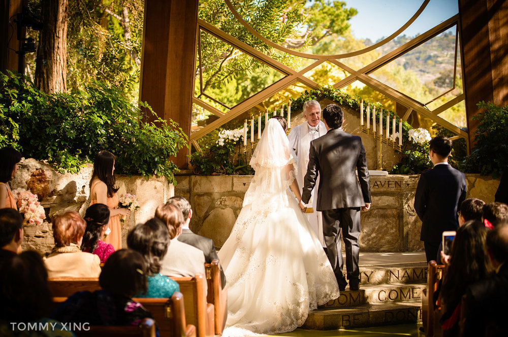 Los Angeles Chinese Wedding Photographer WAYFARERS CHAPEL Tommy Xing 洛杉矶婚礼婚纱摄影 082.jpg