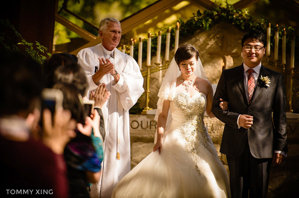 Los Angeles Chinese Wedding Photographer WAYFARERS CHAPEL Tommy Xing 洛杉矶婚礼婚纱摄影 086.jpg