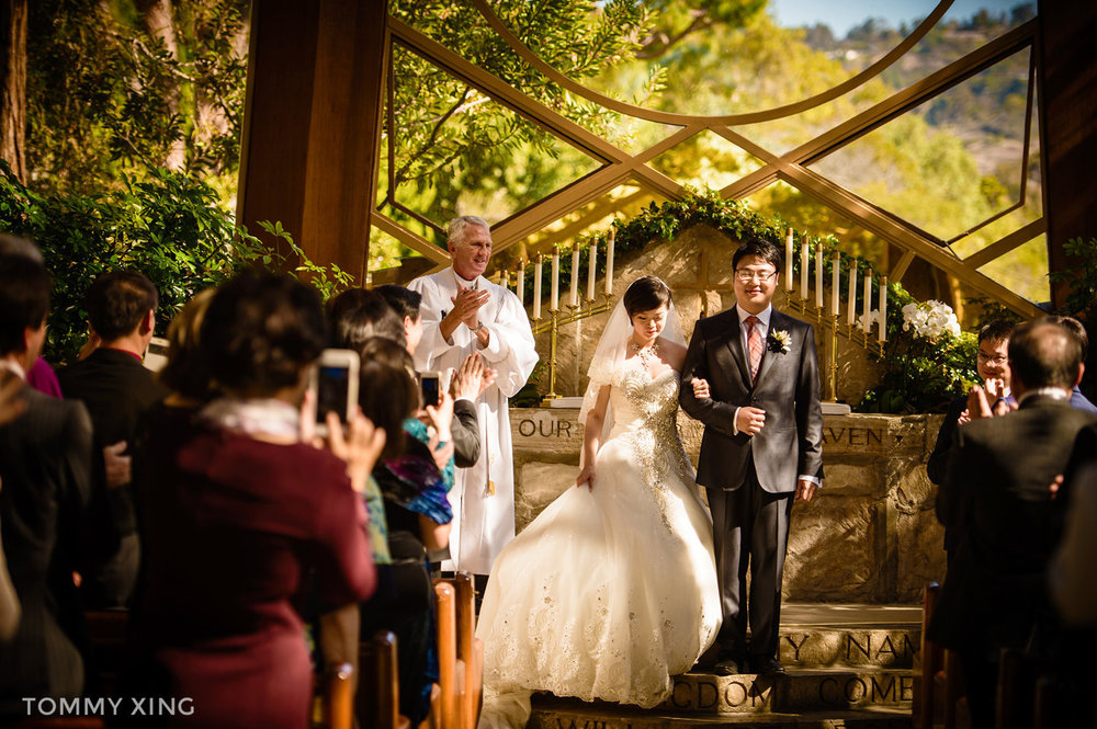 Los Angeles Chinese Wedding Photographer WAYFARERS CHAPEL Tommy Xing 洛杉矶婚礼婚纱摄影 087.jpg