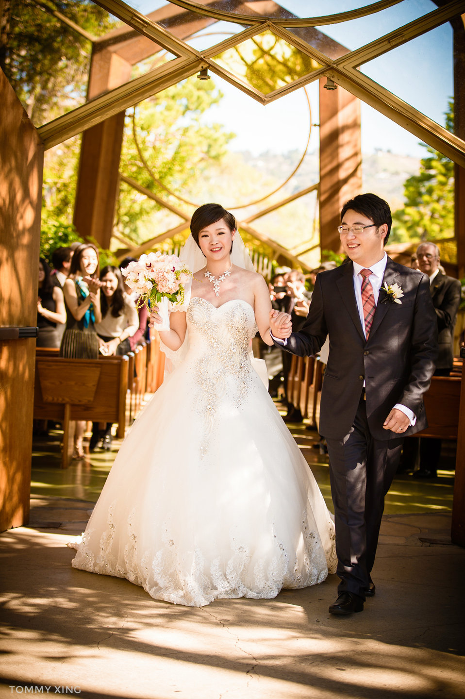 Los Angeles Chinese Wedding Photographer WAYFARERS CHAPEL Tommy Xing 洛杉矶婚礼婚纱摄影 091.jpg