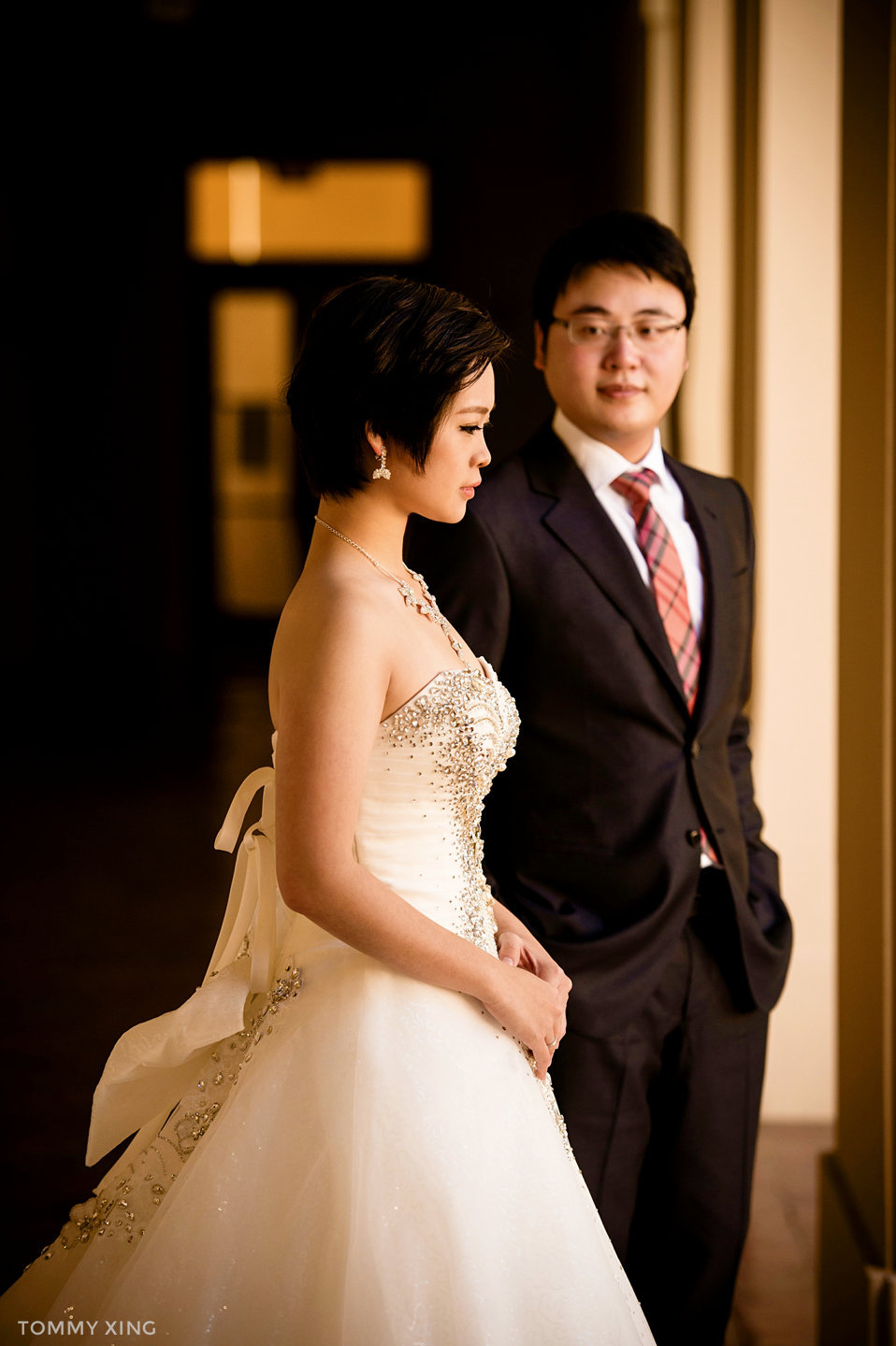 Los Angeles Chinese Wedding Photographer Tommy Xing 洛杉矶婚礼婚纱摄影 Pasadena city hall 5.jpg