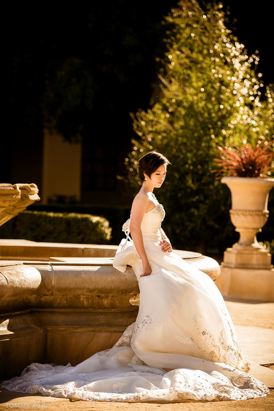 Los Angeles Chinese Wedding Photographer Tommy Xing 洛杉矶婚礼婚纱摄影 Pasadena city hall 7.jpg
