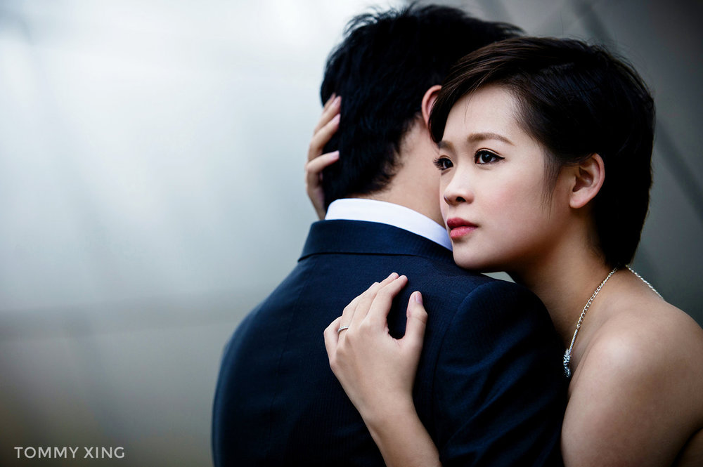 Los Angeles Chinese Wedding Photographer Tommy Xing 洛杉矶婚礼婚纱摄影 walt disney concert hall 8.jpg
