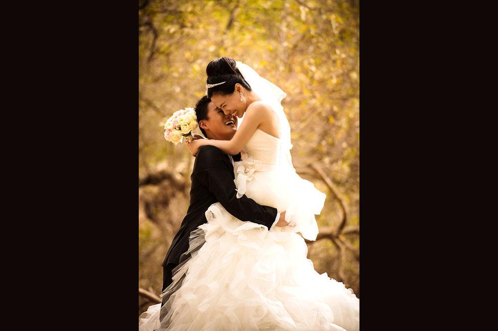 洛杉矶griffith park婚纱摄影