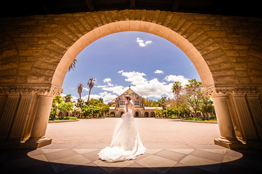 stanford university pre wedding 斯坦福大学婚纱照tommy xing