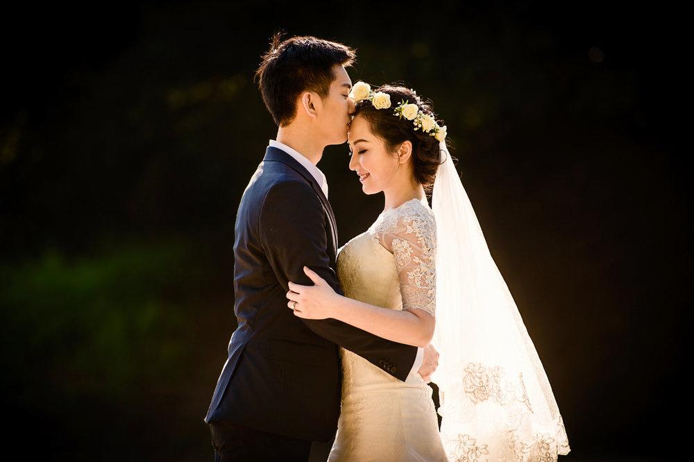 洛杉矶天文台婚纱照 Griffith park pre wedding