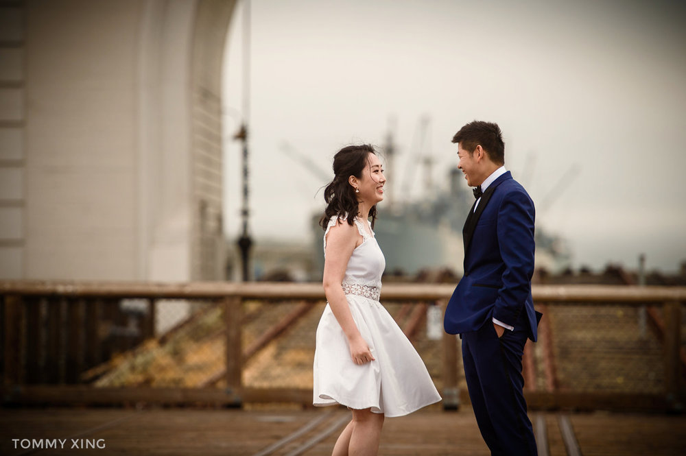 San Francisco Pre Wedding 美国旧金山湾区婚纱照 摄影师Tommy Xing Photography 21.jpg