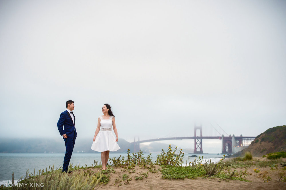 San Francisco Pre Wedding 美国旧金山湾区婚纱照 摄影师Tommy Xing Photography 25.jpg
