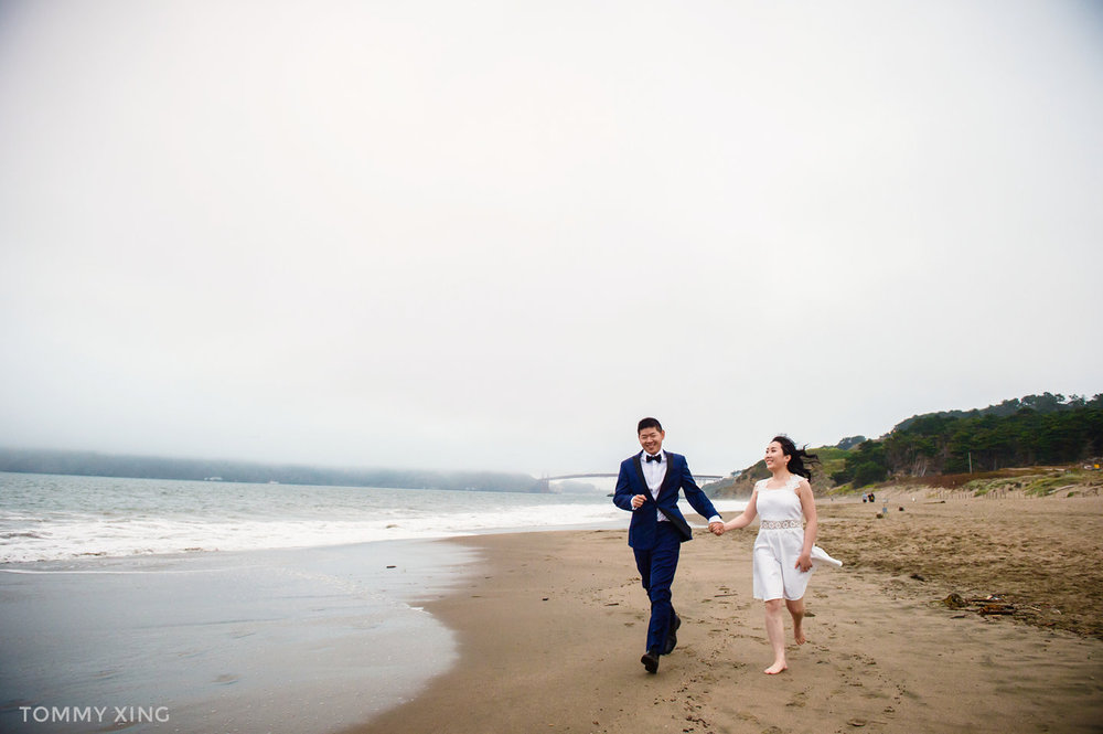 San Francisco Pre Wedding 美国旧金山湾区婚纱照 摄影师Tommy Xing Photography 26.jpg