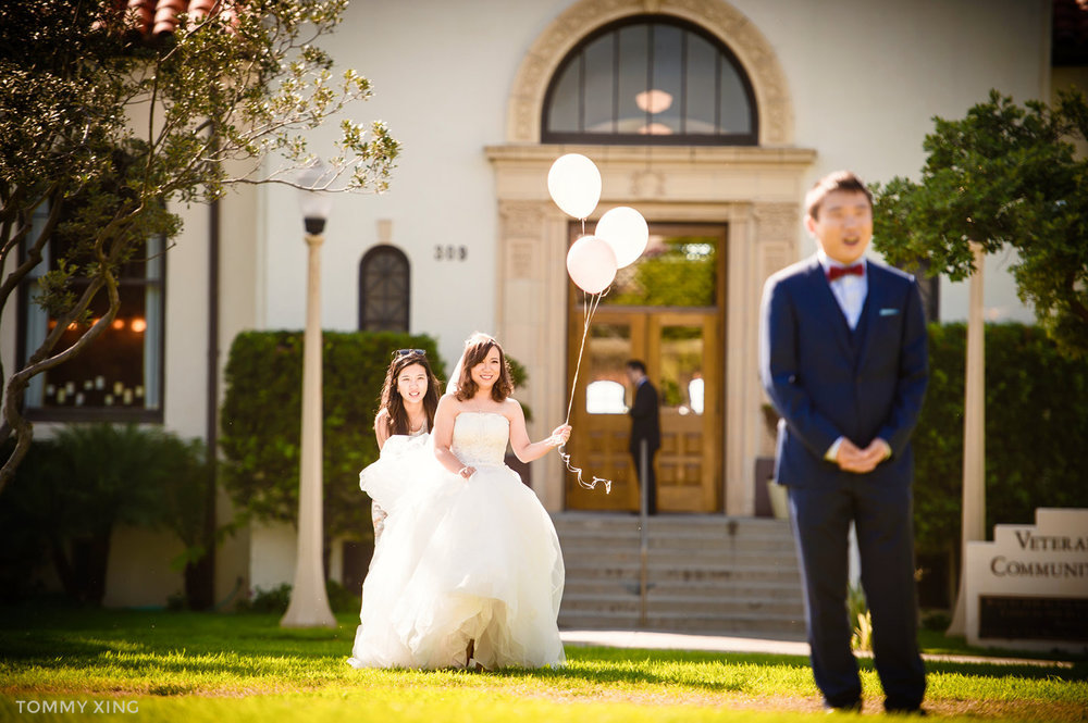 Di Liang & Ke Ding Redondo beach historic library wedding - 洛杉矶婚礼婚纱照摄影师 Tommy Xing Wedding Photography 059.jpg