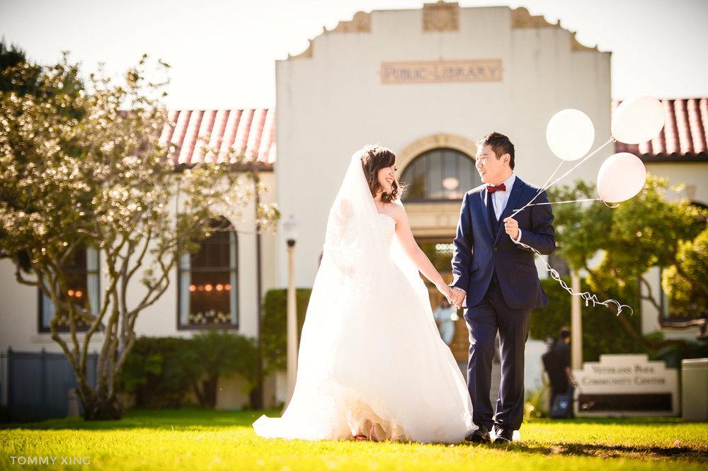 Di Liang & Ke Ding Redondo beach historic library wedding - 洛杉矶婚礼婚纱照摄影师 Tommy Xing Wedding Photography 068.jpg