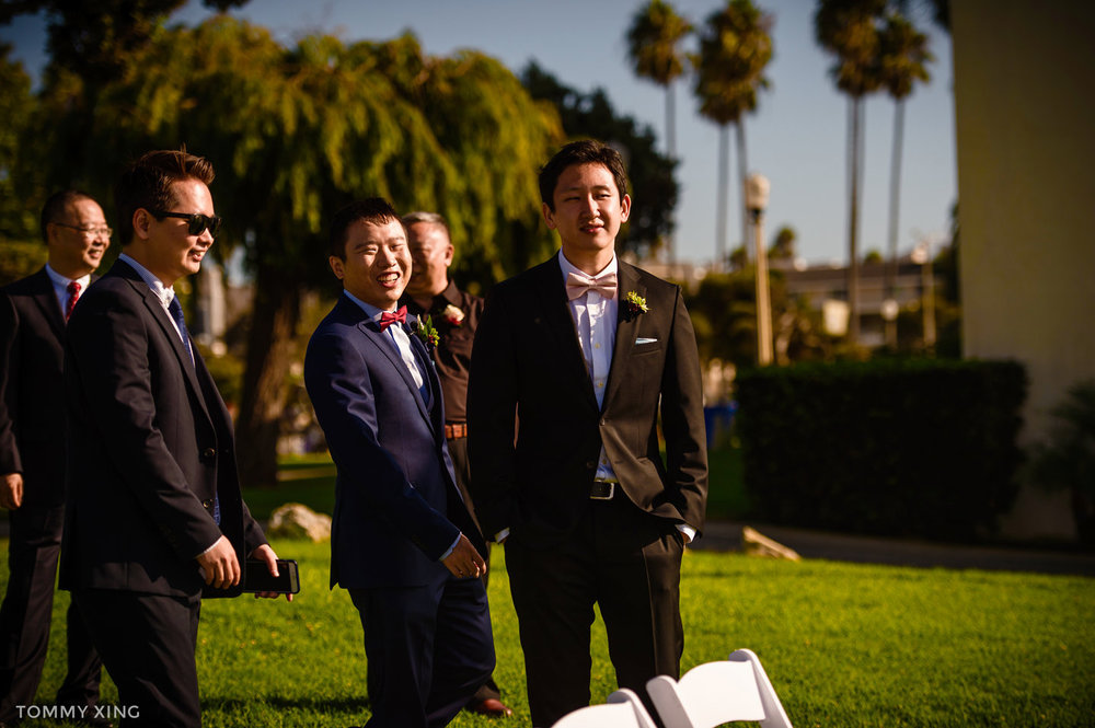 Di Liang & Ke Ding Redondo beach historic library wedding - 洛杉矶婚礼婚纱照摄影师 Tommy Xing Wedding Photography 082.jpg