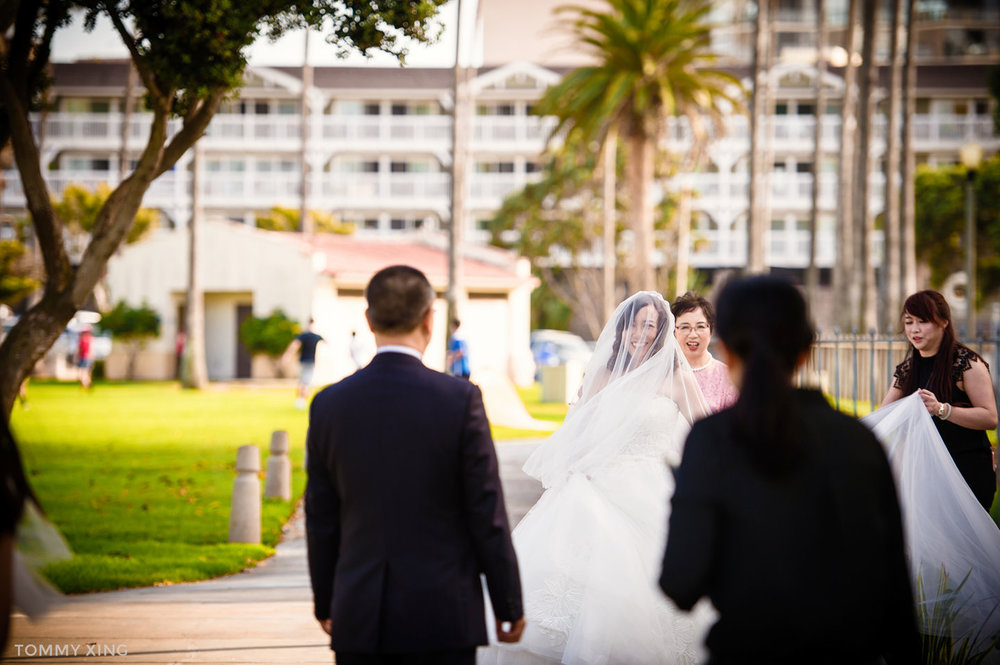 Di Liang & Ke Ding Redondo beach historic library wedding - 洛杉矶婚礼婚纱照摄影师 Tommy Xing Wedding Photography 087.jpg